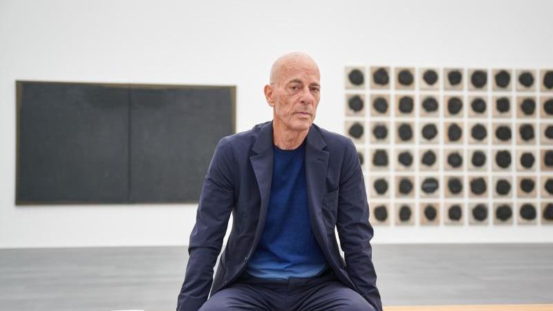 Jacques Herzog, Architekt des neuen Erweiterungsbaus des Museums Küppersmühle. Foto: Bernd Thissen/dpa