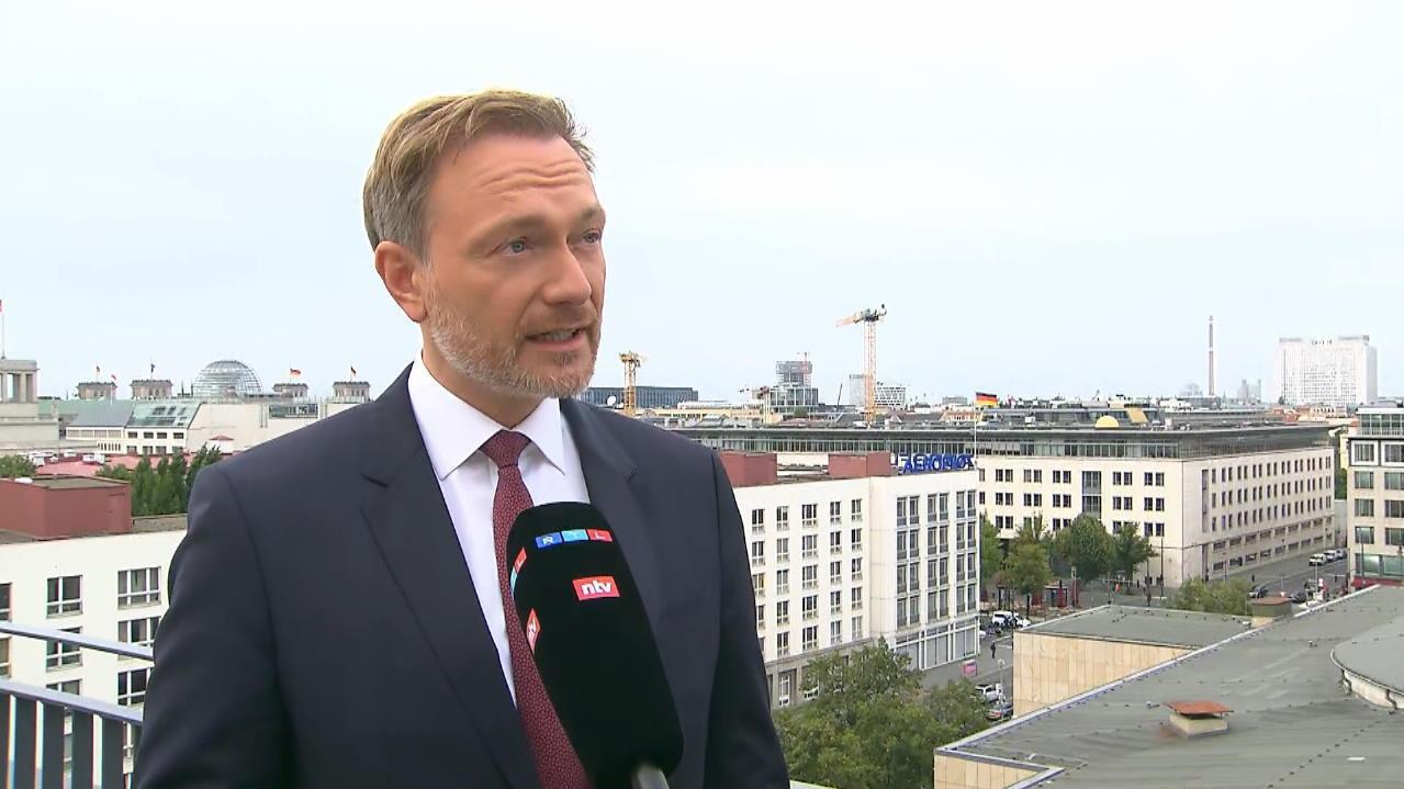 RTL-Interview mit Lindner - Ampel oder Jamaika? Was sagt die FDP?