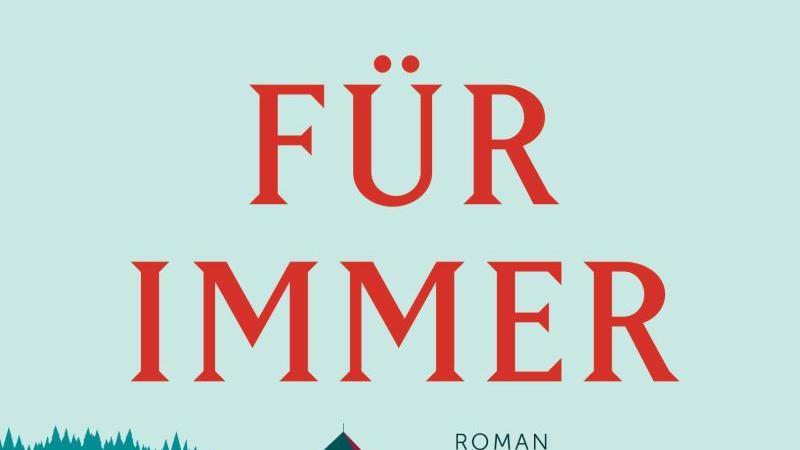 """Cover des Buches """"Für immer die Alpen"""" von Benjamin Quaderer. Foto: -/Luchterhand/dpa/Symbolbild"""