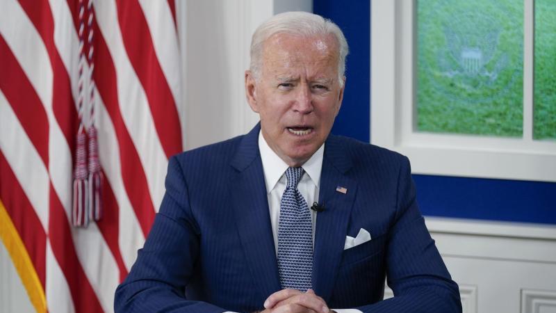 US-Präsident Joe Biden trifft sich mit Regierungschefs aus Indien, Japan und Australien. Foto: Evan Vucci/AP/dpa