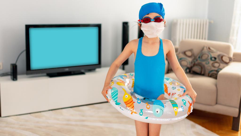 Was passiert, wenn das Kind im Urlaub in Quarantäne muss?