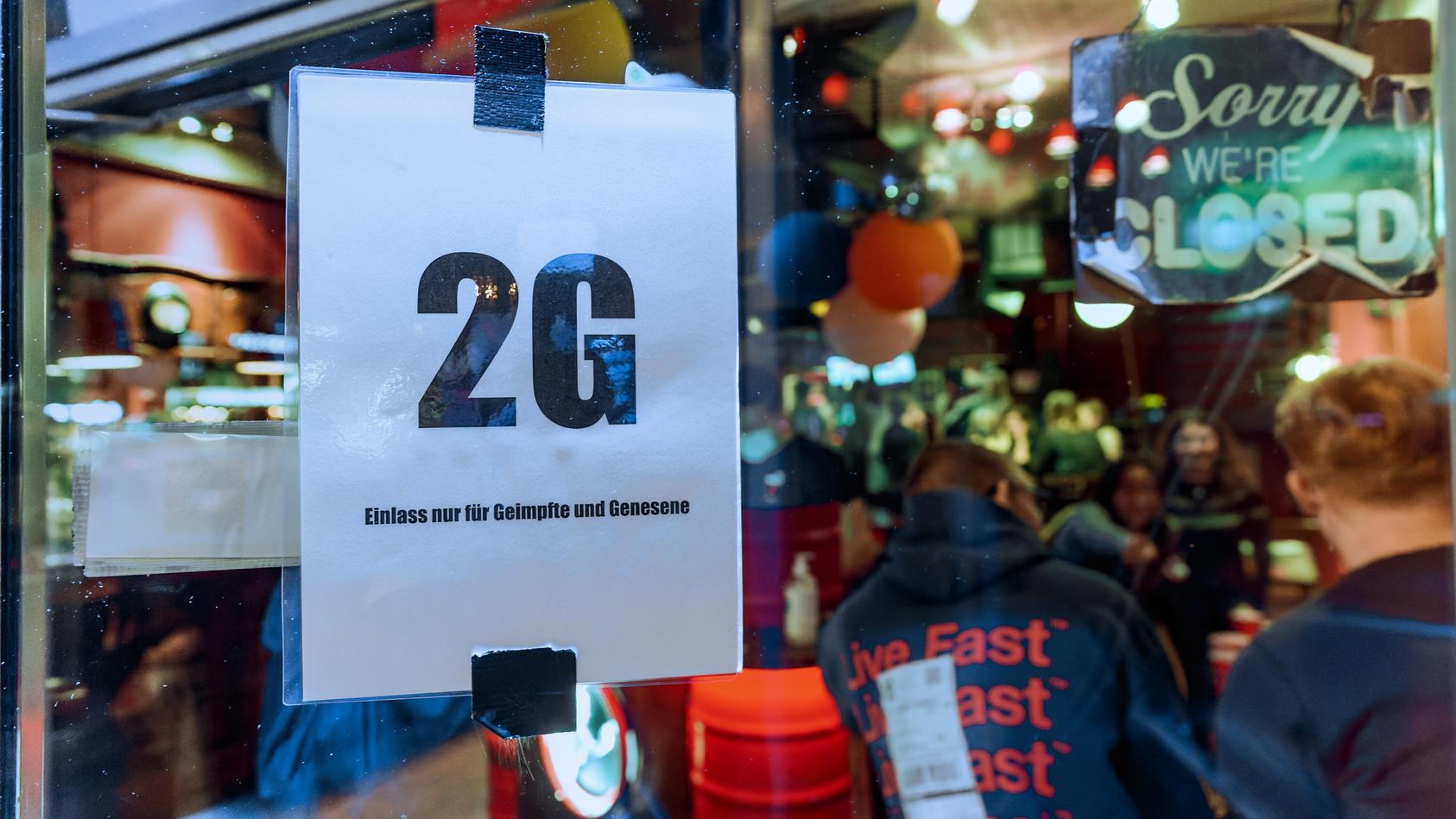 2G-Modell auf der Reeperbahn