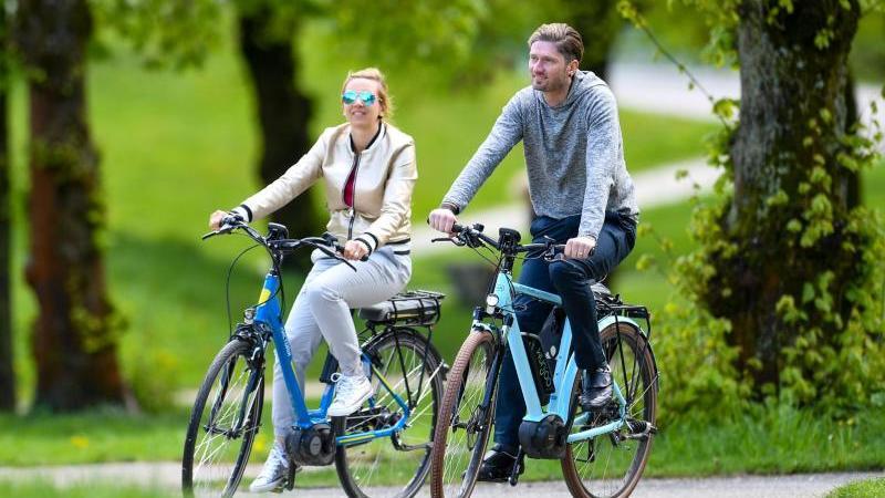 Qualität zahlt sich aus: Das gilt auch für gebrauchte E-Bikes. Foto: Tobias Hase/dpa-tmn