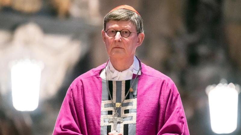 Rainer Maria Woelki, Kardinal der römisch-katholischen Kirche und Erzbischof von Köln. Foto: Andreas Arnold/dpa/Archivbild