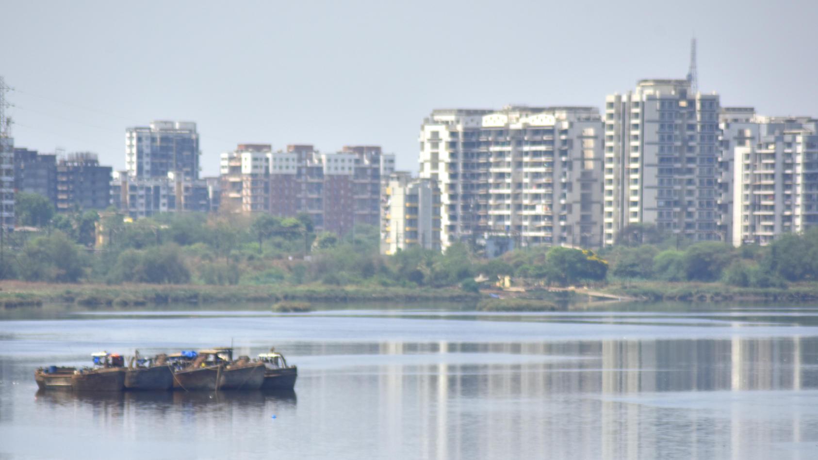 Die 28 verdächtigen Männern wurden in der Stadt Thane nahe Mumbai in Gewahrsam genommen. Unter ihnen befinden sich auch zwei Jugendliche. (Archivbild)
