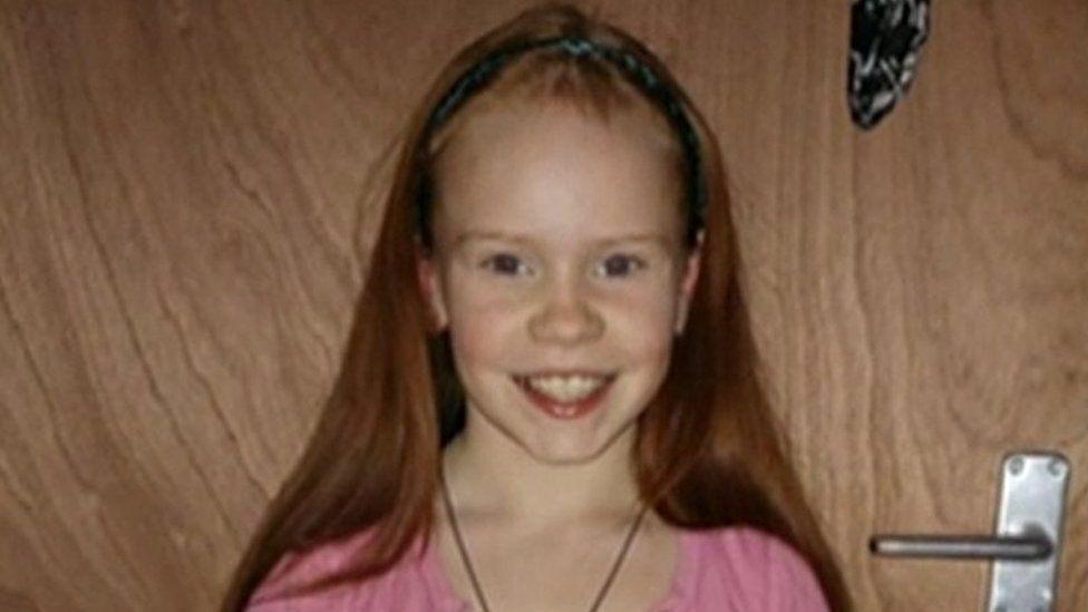 Die 13-Jährige wurde später an diesem Tag für tot erklärt