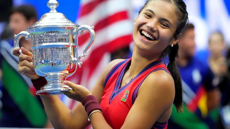 Sie war DER Star der US Open - Tennis-Wunderkind schmeißt Trainer raus