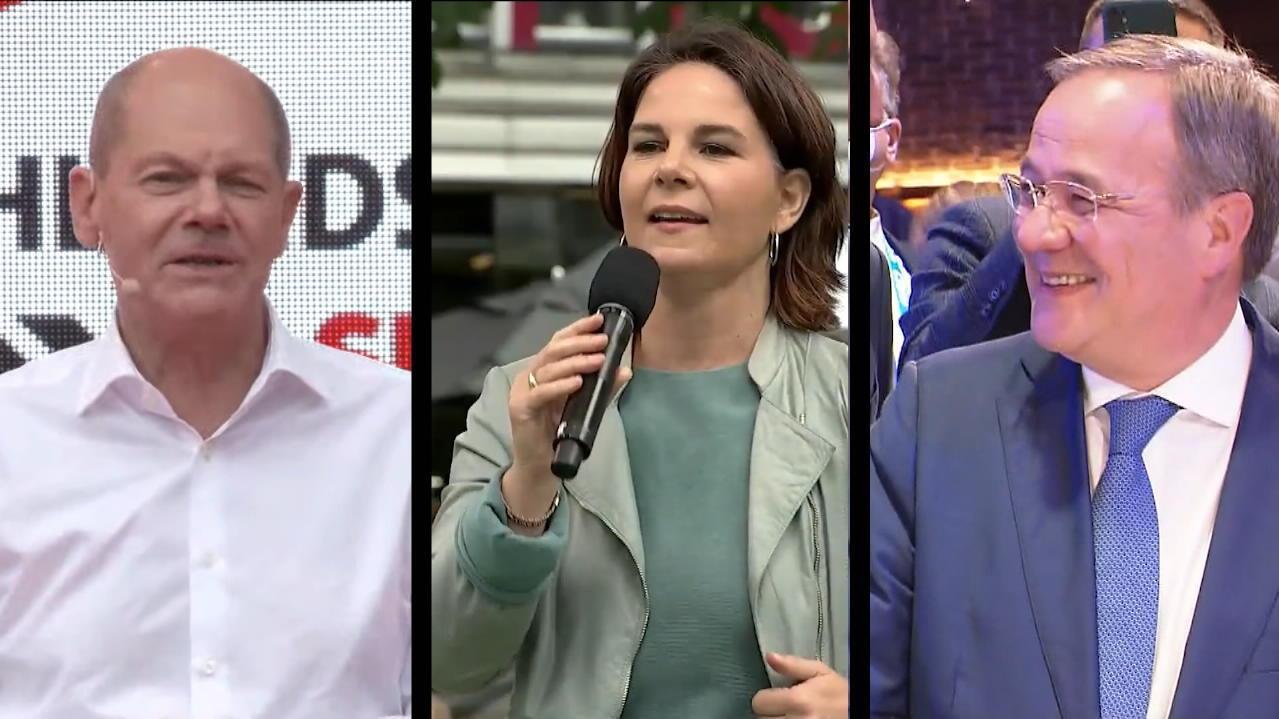 Endspurt - Noch zwei Tage bis zur Bundestagswahl