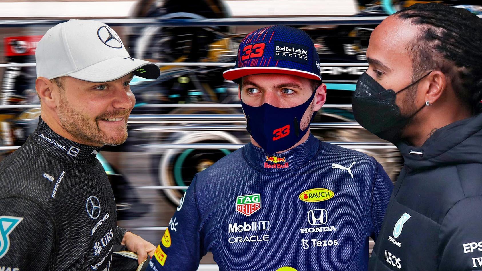 Bottas, Verstappen oder Hamilton - wer macht's im 3. Freien Training?