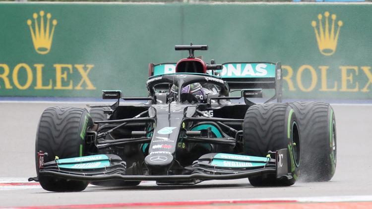 """Quali-Desaster für Lewis - Hamilton: """"Ich fühle mich  furchtbar"""""""