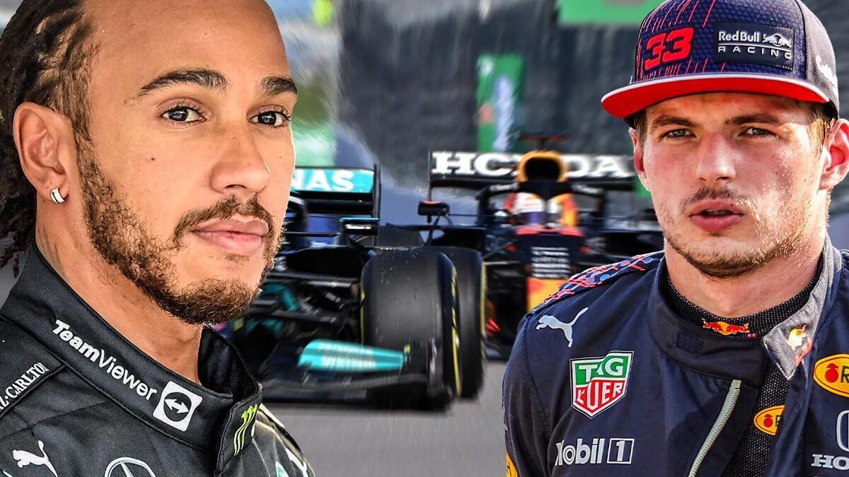 Der WM-Kampf zwischen Lewis Hamilton und Max Verstappen geht in Russland in die nächste Runde
