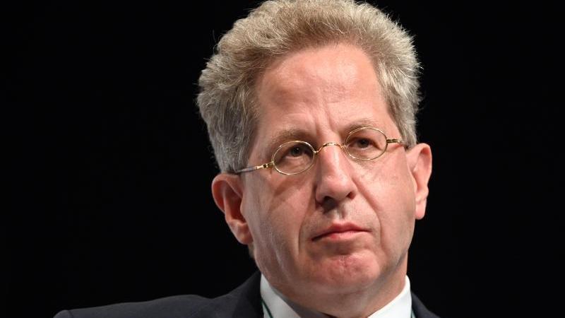 Ex-Bundesverfassungsschutzpräsident Hans-Georg Maaßen (CDU)