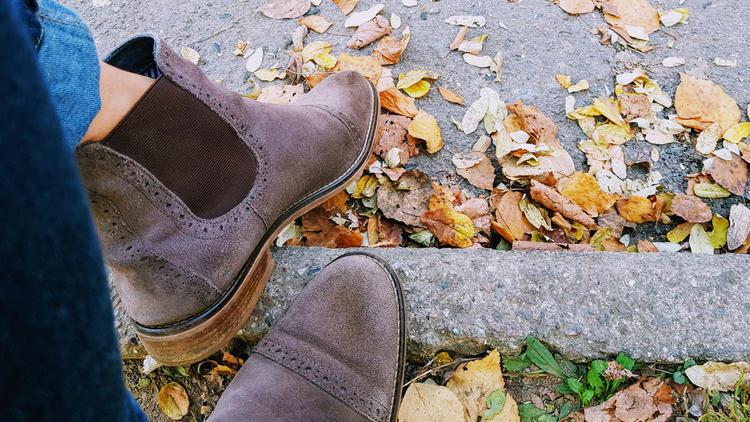 Trend-Treter - Herbstschuhe: Das sind die Key-Pieces
