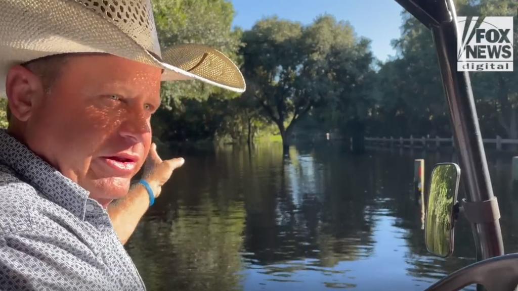 Alan McEwen ist ein Viehzüchter aus Florida.