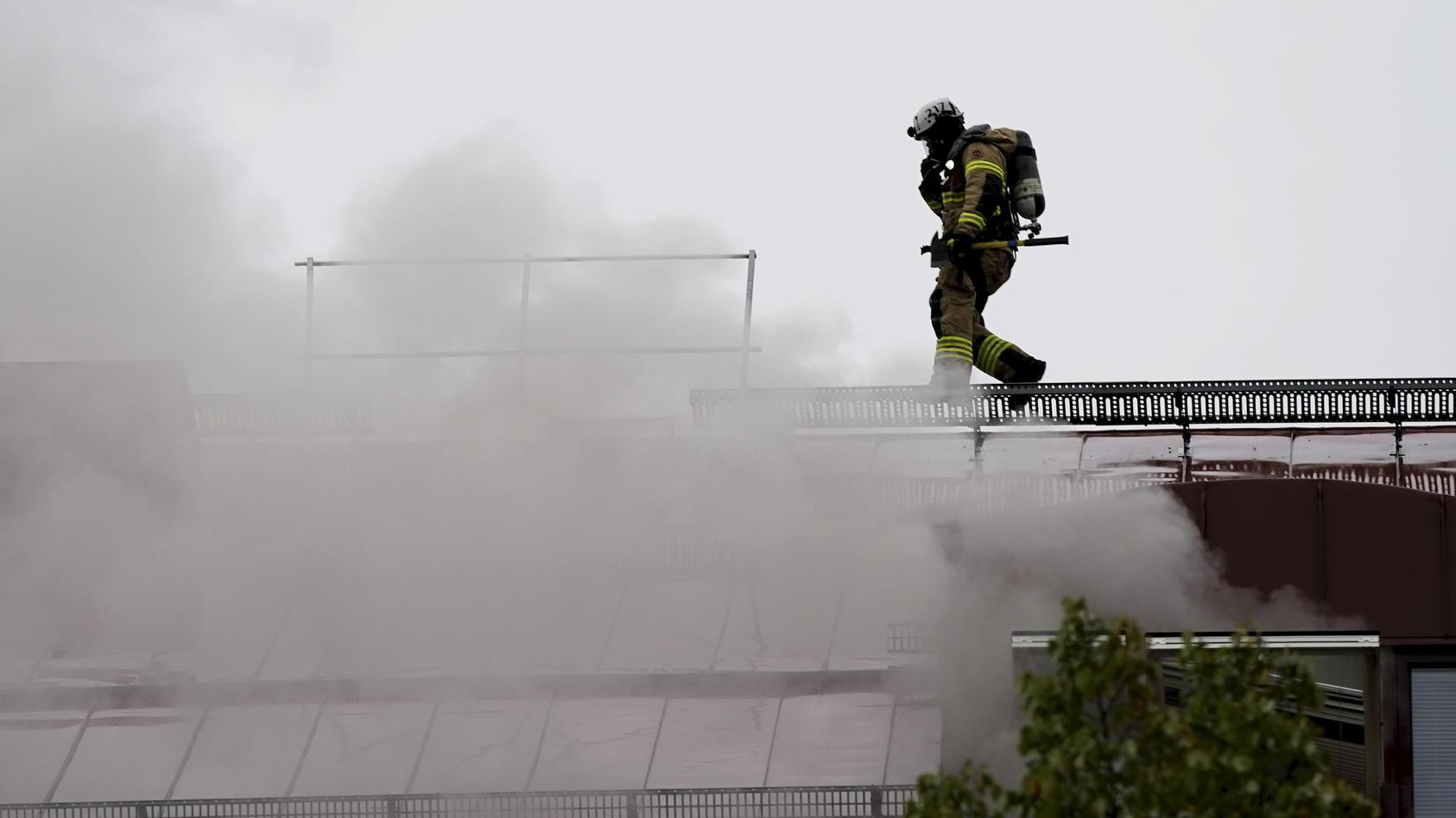 Explosion in Schwedens Hauptstadt Göteborg