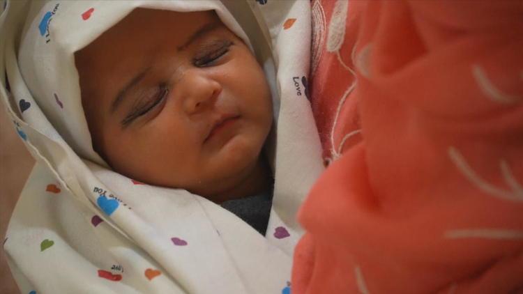 Taliban zeigen ihr wahres Gesicht - Mutter mit Baby im Gefängnis, weil sie den Vater liebt