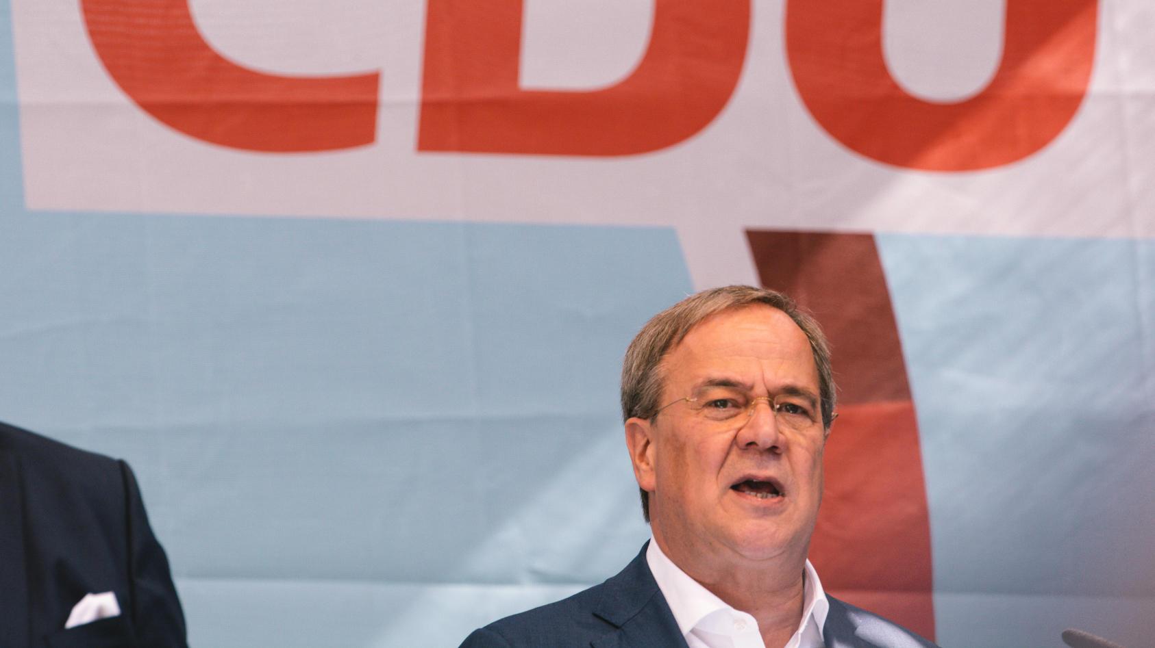 Der Kompromiss um die Wahl des Fraktionsvorsitzenden ist eine Niederlage für Armin Laschet.