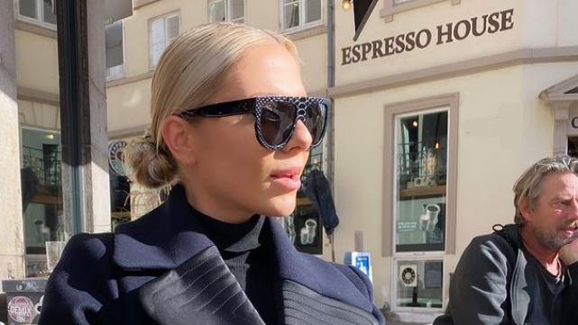 Ist Valentina Pahde womöglich mit Rúrik Gíslason in Kopenhagen?