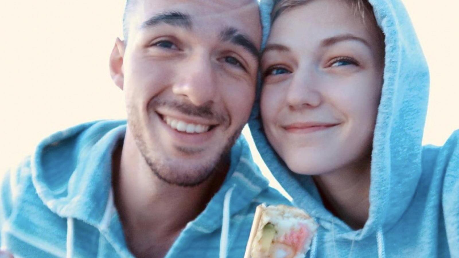 Gabby Petito (†22) und ihr Verlobter Brian Laundrie (23).