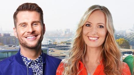 Ihr habt die Haare schön  - RTL-Moderatoren zeigen Jugendfotos