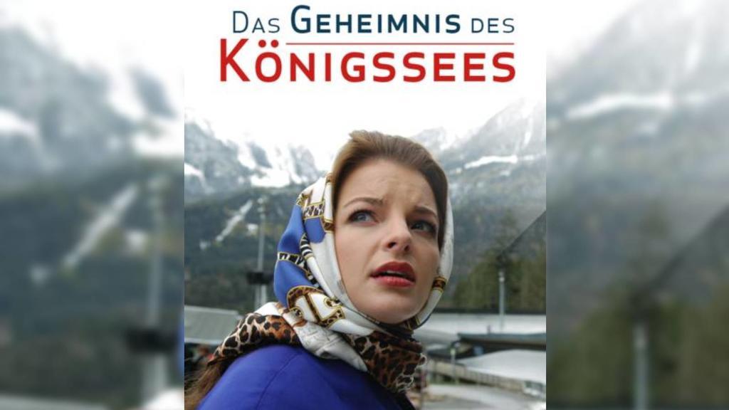 """Yvonne Catterfeld spielt in """"Das Geheimnis des Königssees"""" die Rolle der Marla Hofer."""