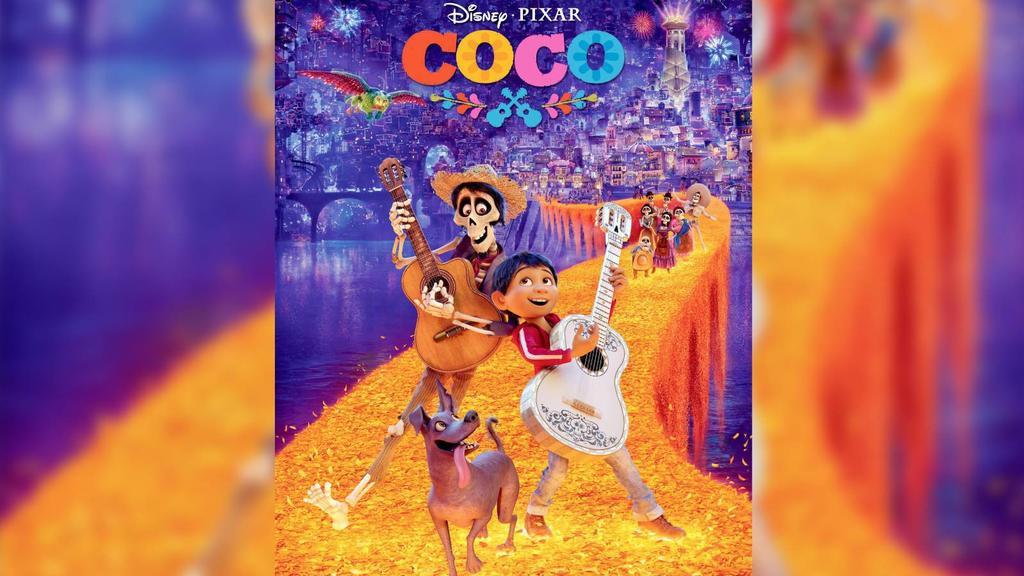 Coco Filmplakat