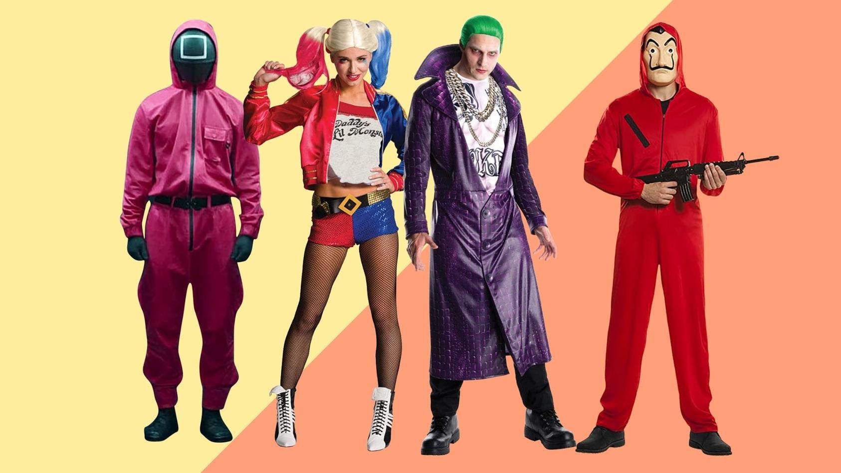 Die Streaming-Hits von Netflix & Co. beeinflussen auch die Halloween-Trends 2021.