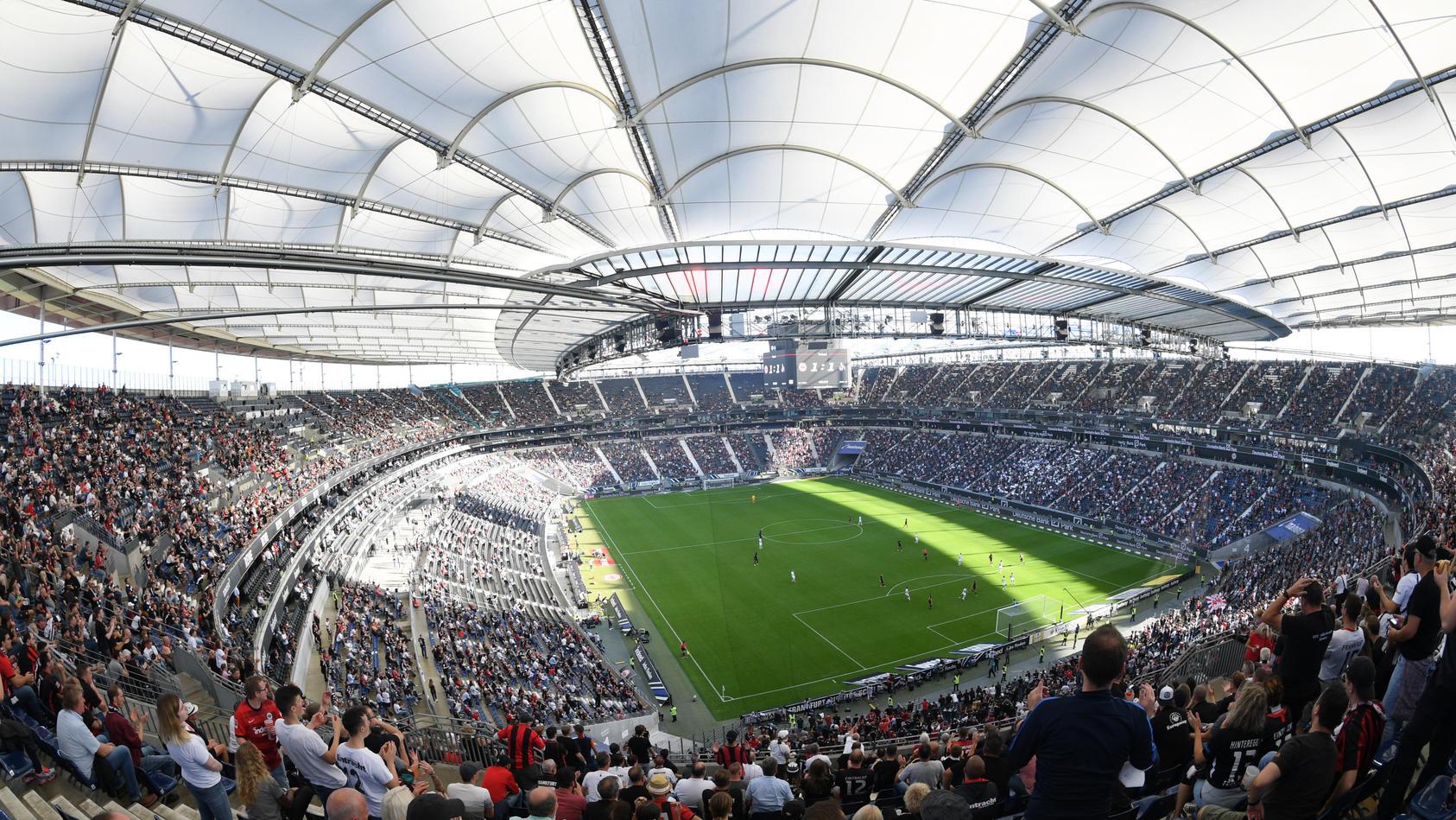 Die nächsten Heimspiele der Frankfurter Eintracht sind am 16. und 21. Oktober