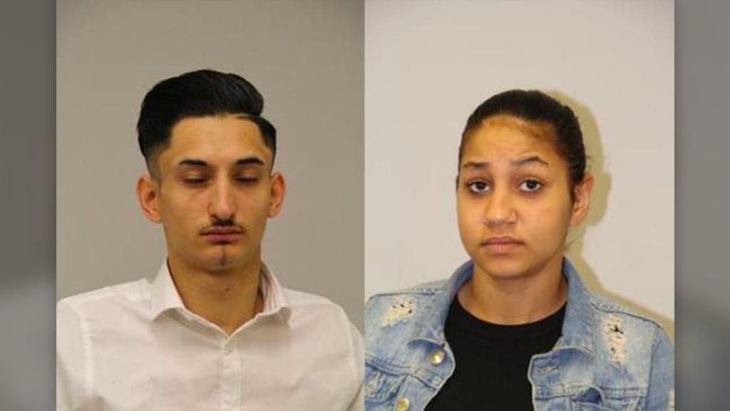 Mustafa Hrustic und Lintone Saljihi werden von der Polizei gesucht, weil sie ihre Tochter Medina aus amtlicher Obhut entwendet haben.