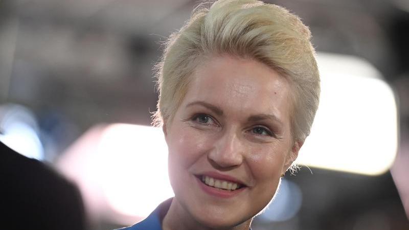 Manuela Schwesig (SPD), Ministerpräsidentin von Mecklenburg-Vorpommern. Foto: Britta Pedersen/dpa/Archivbild