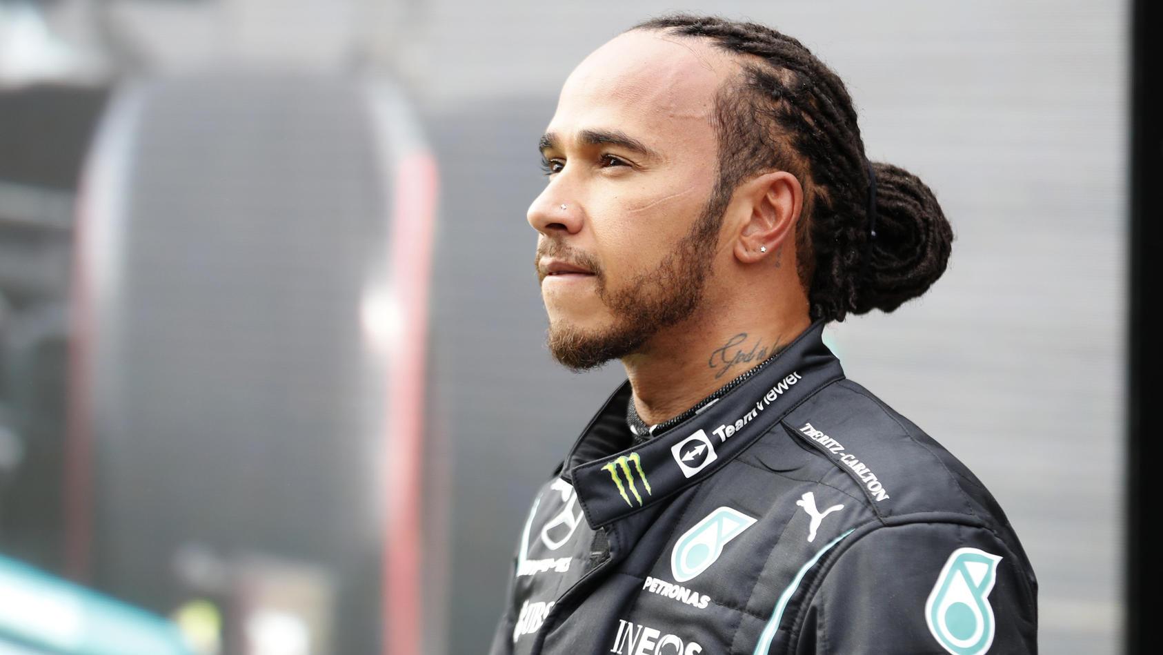 Lewis Hamilton kämpft um seinen achten WM-Titel