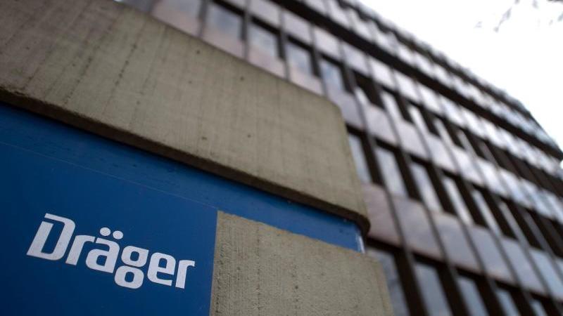 Der Hauptsitz der Firma Dräger. Foto: picture alliance / dpa