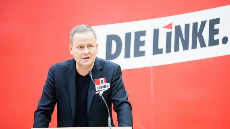 klaus-lederer-die-linke-kultursenator-von-berlin-und-spitzenkandidat-der-berliner-linken-spricht-bei-einem-sonderparteitag-der-berliner-linken-foto-christoph-soederdpa