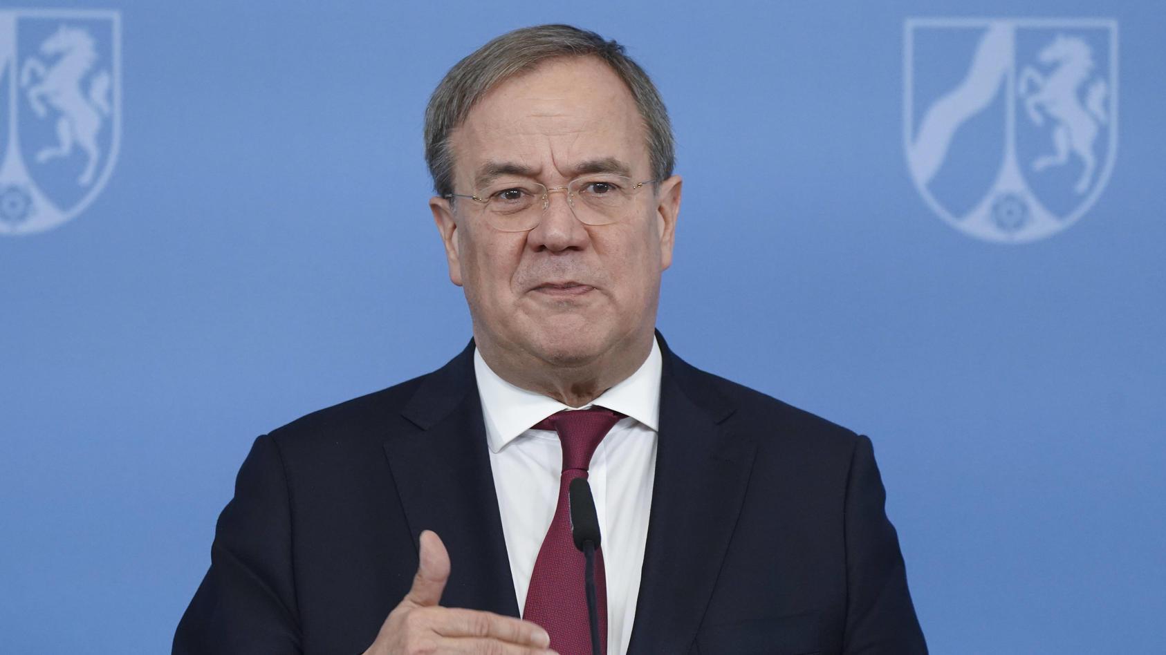 Kein Ministerpräsident mehr - Laschet will am Montag zurücktreten