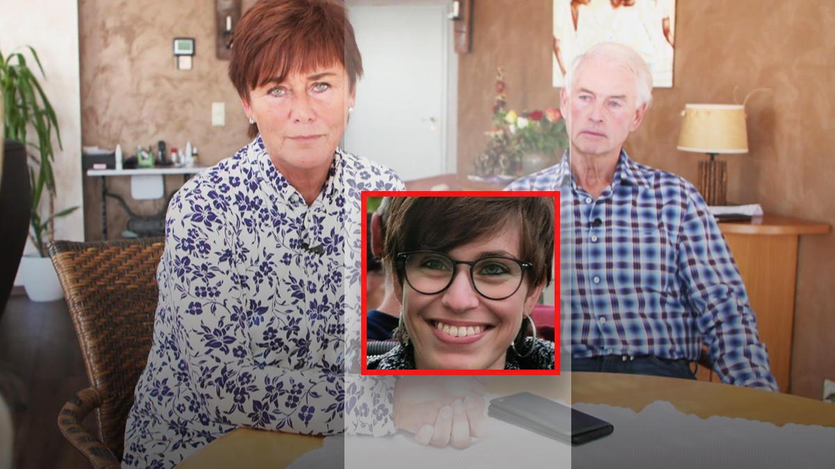 Martina und Gunter Schöps sind die Eltern von Teresa. Die junge Frau wird seit dem 18. Oktober vermisst.