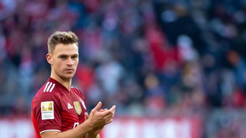Joshua Kimmich vom FC Bayern München. Foto: Sven Hoppe/dpa/Archivbild