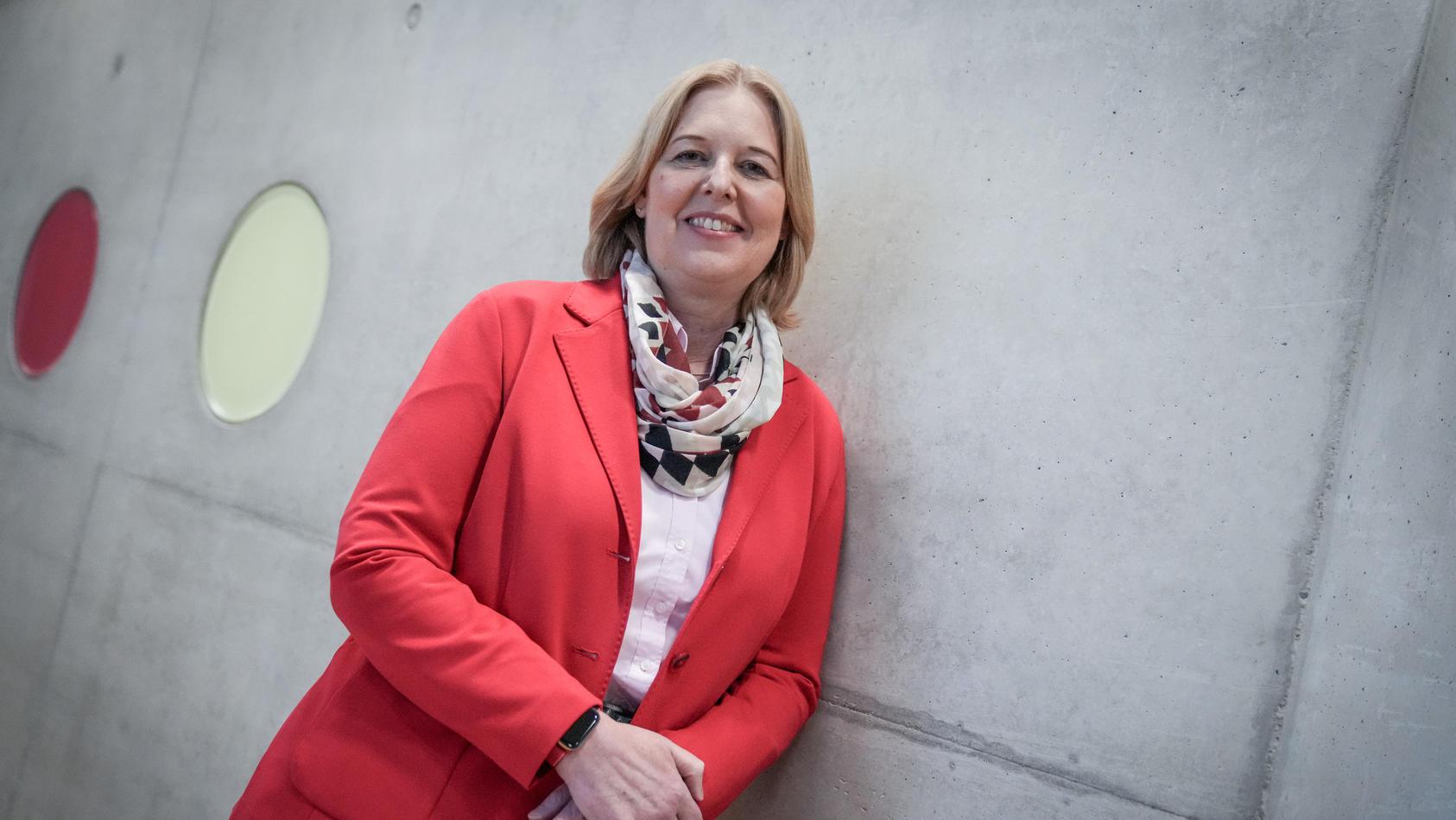 Ende der Schäuble-Ära - Das ist die neue Bundestagspräsidentin Bärbel Bas (SPD)