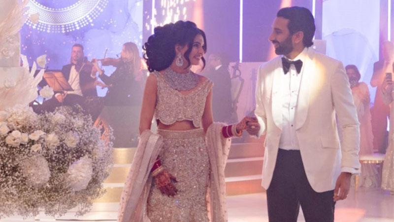 erst-vor-acht-wochen-hatte-der-verstorbene-hotelmagnat-vivek-chadha-r-mit-einer-opulenten-sikh-hochzeit-das-29-jahrige-model-stuttee-chadha-l-geheiratet