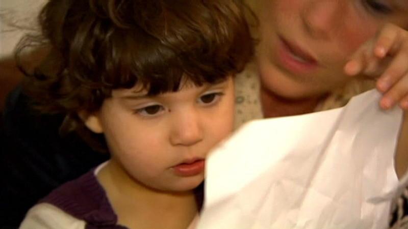 Mayla Krankheit RTL Krämpfe Hilfe