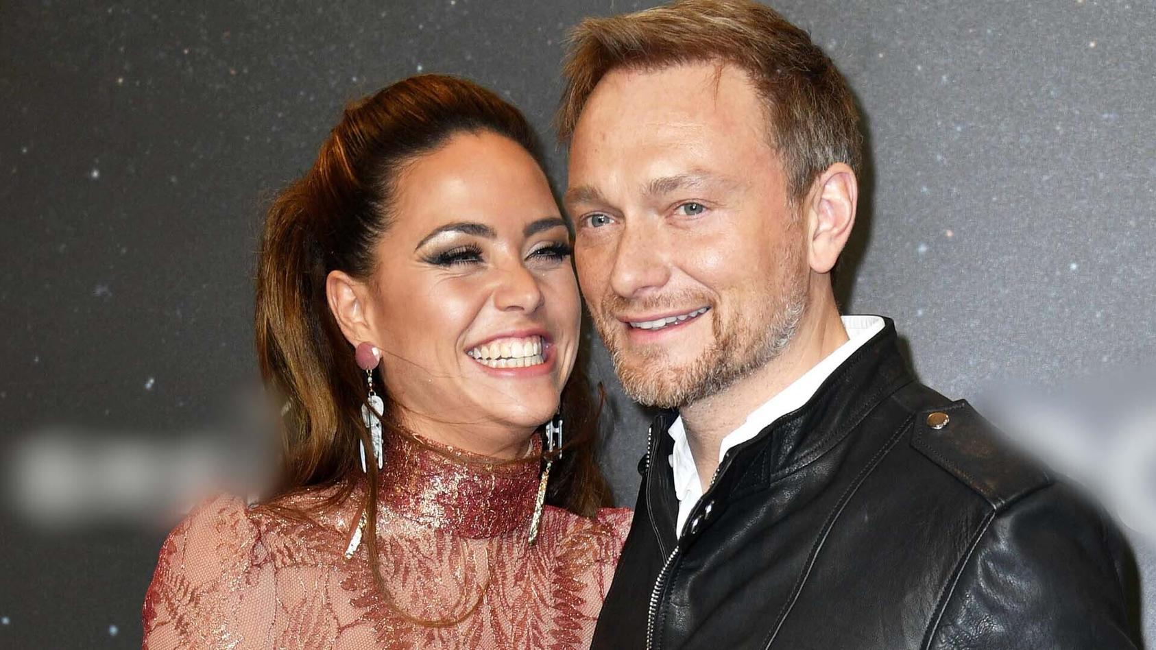 RTL-Reporterin heiratet FDP-Chef - Wie sich Franca Lehfeldt & Christian Lindner verlobt haben