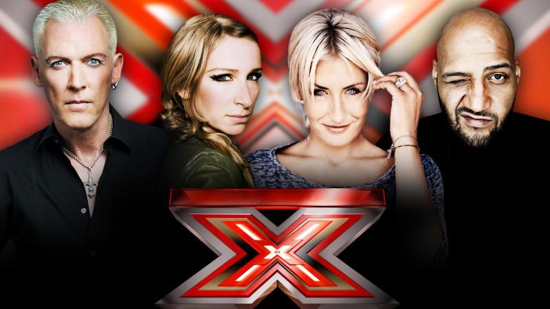X Factor Jury 2012