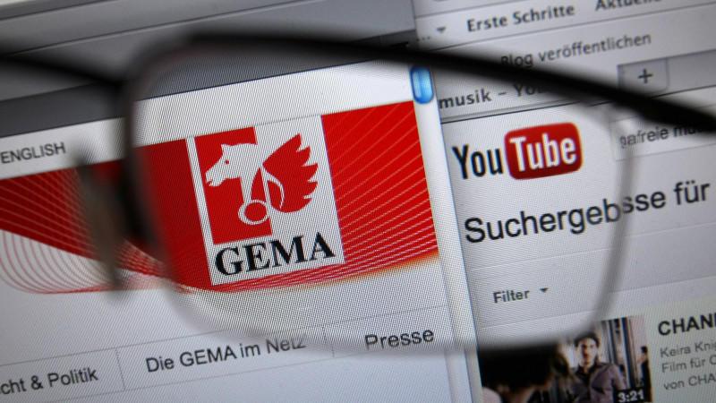 Urteil am Landgericht Hamburg: YouTube muss zwölf Musiktitel der Gema aus dem Netz nehmen.