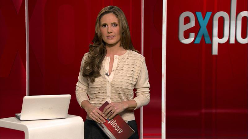 Nazan Eckes moderiert seit September 2005 EXPLOSIV-Weekend.