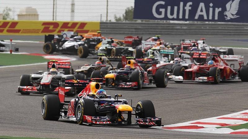Sebastian Vettel, Red Bull, Formel 1, Bahrain
