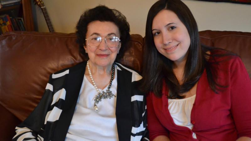 Oma Carmela schrieb ihrer Enkelin Alison einen Brief mit Sex-Ratschlägen.