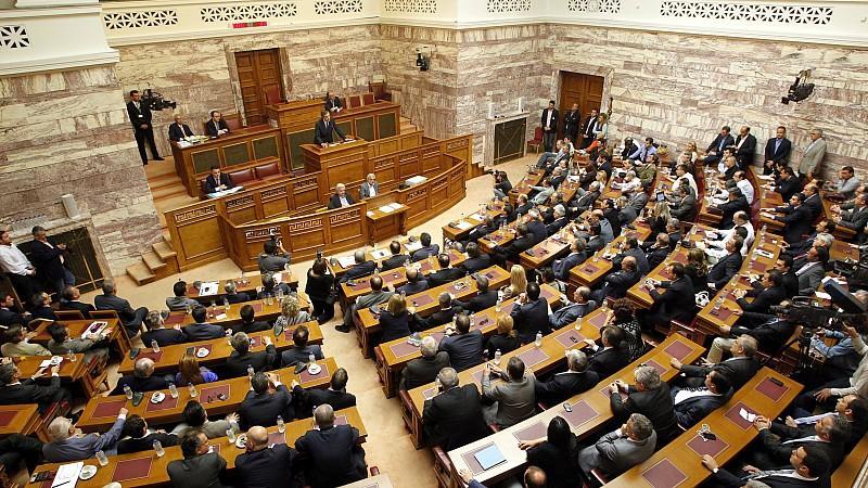 Pasok-Chef Evangelos Venizelos erklärte seine Bemühungen um eine Regierungsbildung für gescheitert.
