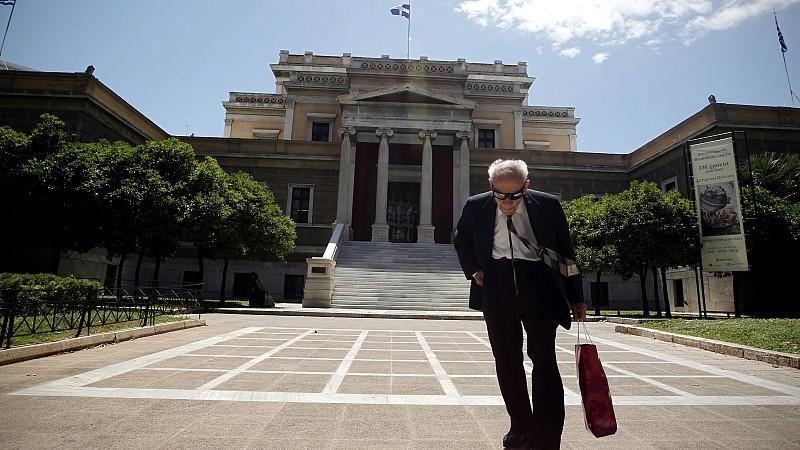 Griechenland treibt ins Abseits