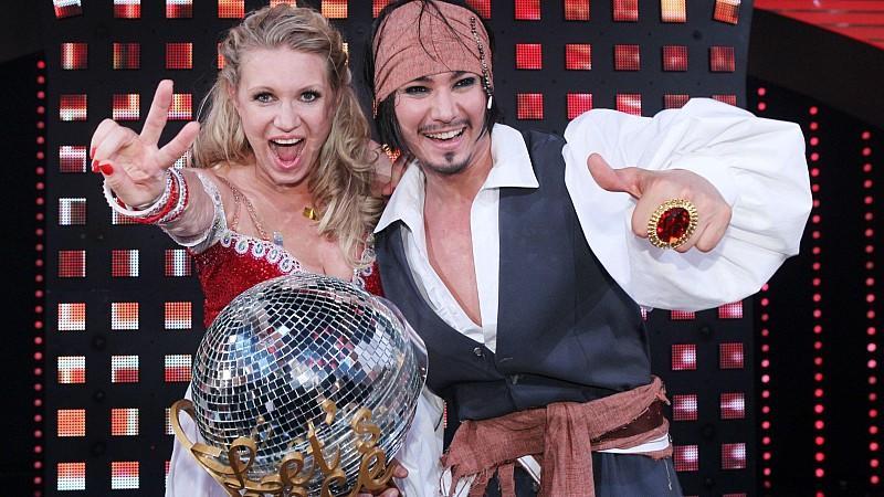 Lets Dance 2012 Magdalena Brzeska Dancing Star 2012