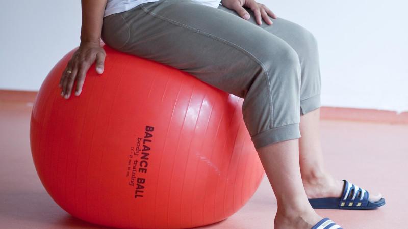 Beckenbodentraining: Mit Biofeedback läuft es optimal