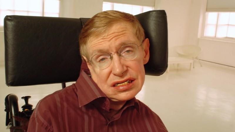 """Auf welchem Platz landet der britische Physiker und Astrophysiker Stephen Hawking bei """"Die 25 außergewöhnlichsten Menschen der Welt""""?"""